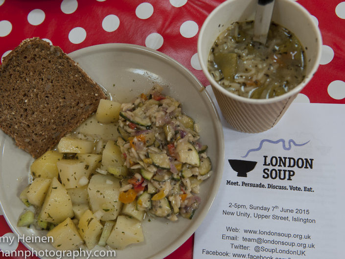 London SOUP June 2015